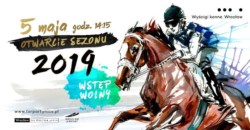 img: Otwarcie sezonu wyścigowego na Partynicach 05.05.2019