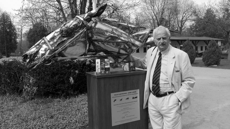 img: Odszedł prof. dr hab. Henryk Geringer de Oedenberg