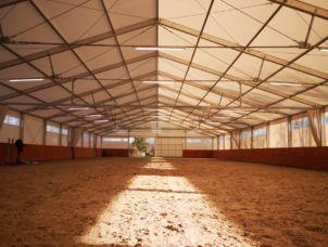 img: Nowa hala jeździecka na Partynicach