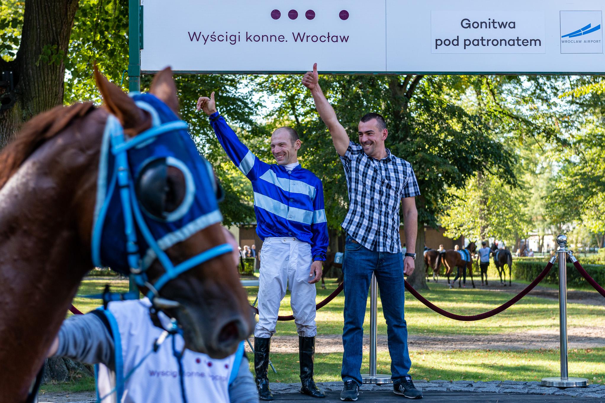 img: Konie w dobrej kondycji