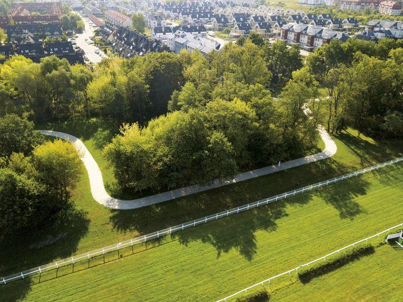 img: Ścieżka pieszo-biegowa ponownie otwarta