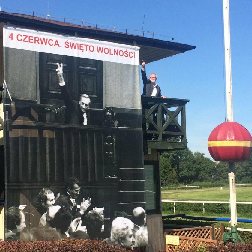 img: Moje wyścigowe tezy, czyli z czym idę do Rady Polskiego Klubu Wyścigów Konnych