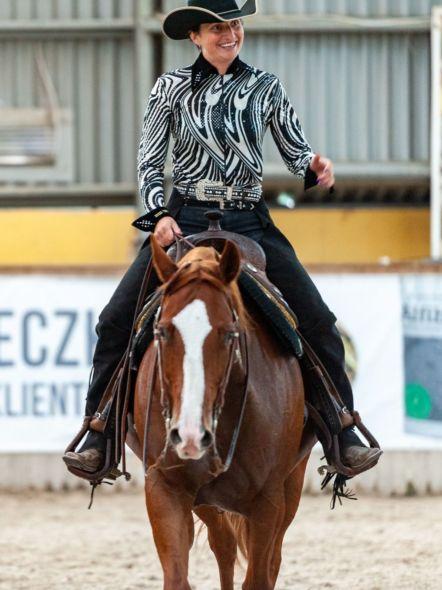 img: Treningi Working Equitation z Eweliną Zoń