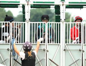 img: Trzy partynickie klacze w Nagrodzie Soliny