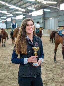 img: Sukces naszej instruktorki w zawodach working equitation !