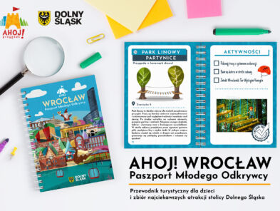 img: AHOJ! WROCŁAW – Passport of a Young Explorer
