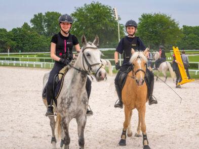 img: Półkolonie jeździeckie na Partynicach